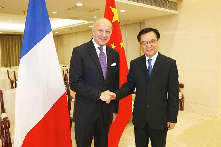 中法经贸混委会第23次会议在京举行