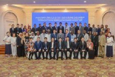 36名国际学员来长学习大豆加工技术