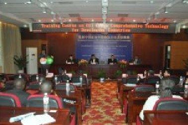 2012年发展中国家油料作物综合技术培训班在长沙开班